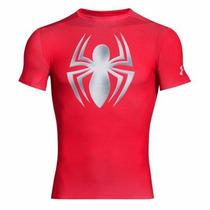 Playera Spiderman Compression Alter Ego Under Armour Ua134