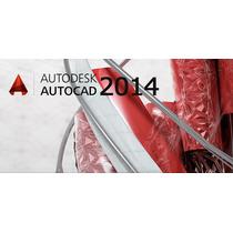 Autodesk Autocad, Civil Y Electrical 2014 Proffesi 32/64 Bit
