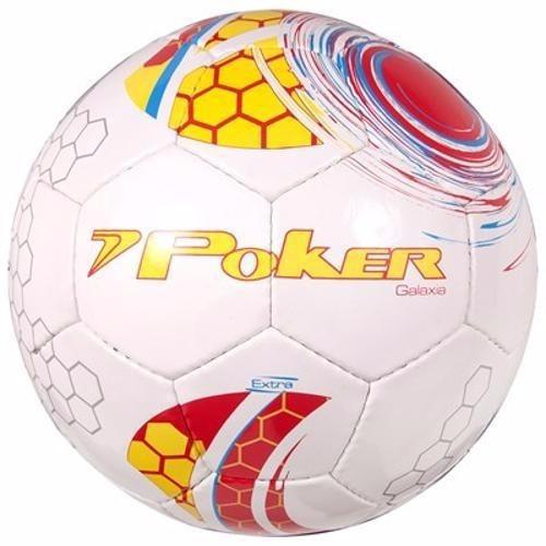 2218dcdac4954 Bola De Futebol De Campo Galaxia Poker - R$ 29,00 em Mercado Livre