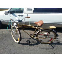 Bicicleta Antigua Murray Monterey De 1970