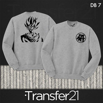 Sudadera Goku Manga Dragon Ball