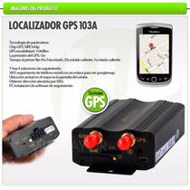 Gps Tracker Localizador Rastreador Vehicular Tk103