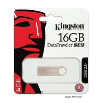 Pendrive Kingston 16 Gb Datatraveler Se9 Nuevo Tt