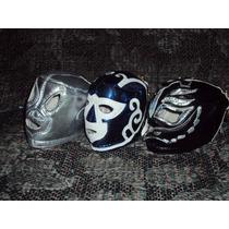 Llaveros De Mascaras De Luchadores Huracan Santo Niebla Etc