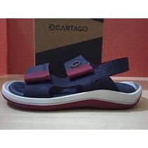 11208 Sandalia Cartago Tipo Papete Infantil 28 Ao 35/36