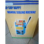 Maquina Selladora Vasos Semiautomática