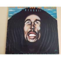 Lp Vinil Bob Marley And The Wailers-reggae /usado