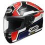 Capacete Shoei X-spirit Ii Marquez 2 Tc-1 59-60 L