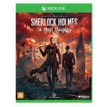 Sherlock Holmes Devil