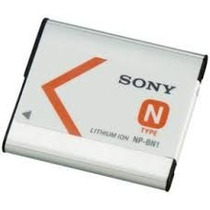 Bateria Np-bn1 Original Sony T99 110 Tx5 7 W670 690 710 830
