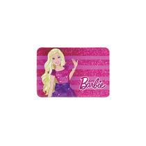 Tapete Jolitex 050 X 75cm Barbie Glamour.