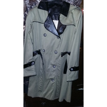Regalo !!!trench Awassi (talles M,l Y Xl)