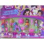 Boneca Polly Pocket Com Acessorios Brinquedo Meninas
