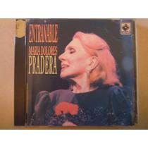 Maria Dolores Pradera Cd Entrañable 1ra Edicc 1991