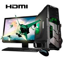 Pc Armada Gamer | Cpu Intel Pentium | 4gb Ddr4 | Geforce 2gb
