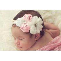 Lazos Para Bebes Y Niñas Cintillos Ganchitos