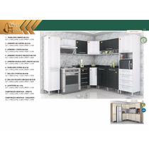 Armário De Cozinha De Canto