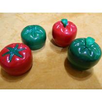Picador Picachu Tomate Manzana Verde Rojo