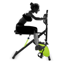Perfect Crunch Bicicleta Magnetica Body Evolution Hidrau Msi