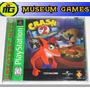 Crash Bandicoot 2 Nuevo Playstation Original Americano Local
