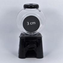 Mini Baleiro Candy Machine Para Personalização - 24 Unidades