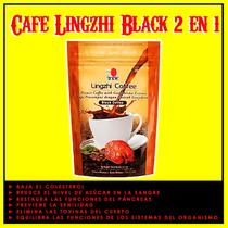Café Lingzhi Black 2 En 1 | Con Ganoderma