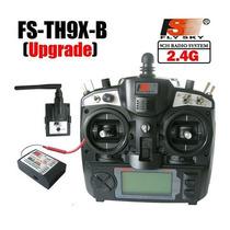 Radio Controle Flysky Fs-th9x 2.4g 9 Canais Mod. 2 Up Grade