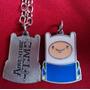 Colgante Adventure Time - Hora De Aventura - Finn
