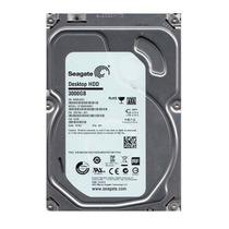 Hd Seagate 3tb 3000gb 64mb Sata 3 6gb/s Pc Desktop