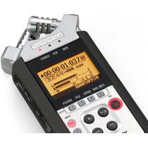 Zoom H4 Grabadora Digital Portatil Audio Profesional Estudio