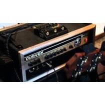 Amplificador Valvulado Duovox 240g
