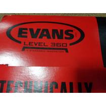 Cuero Para Redoblante Evans 14¨ B14ecsrd