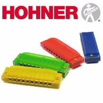 Armónica Hohner. Original Y En Varios Colores