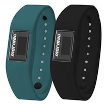 Relógio Unisex Mormaii Fit+ Mo3398a/8v 17mm Esportivo