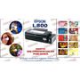 Epson L805 Modificada 120 Discos O 400 Credenciales X Hora