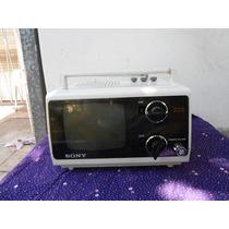Televisor Portátil Sony Tv -530 Muy Bonito