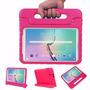 Capa Tablet Samsung Tab E 9.6 T560 T561 T565 Infantil Rosa