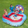 Piscina Inflable Play Center Mickey 6 Pelotas Bestway