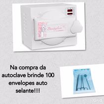 Autoclave Manicure Beautyclave Digital 4 Litros Inox Stermax