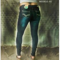 Pantalones(jeans) Marca Bonage Diferentes Modelos Para Damas