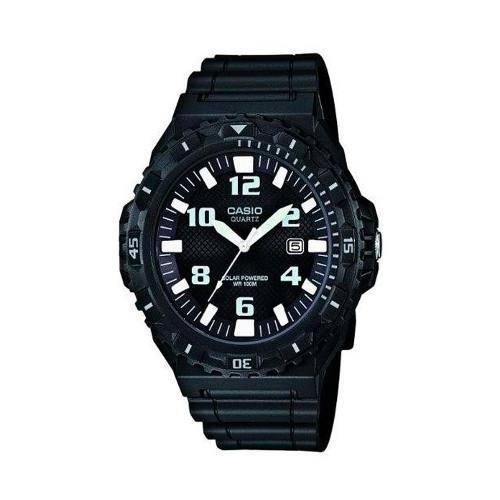 c0a7d52e9786 Reloj Casio Solar Mrws300h1bvdf Hombre