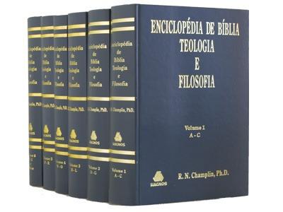 enciclopedia de teologia e filosofia