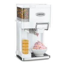 Maquina Cuisinart De Helado Suave Sabores, Yogurt O Sorbete