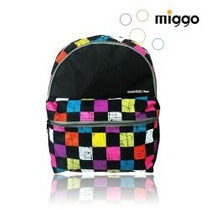 Morral Deportivo Miggo Essentials Small Multicolor