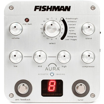 Pedal Fishman Aura Spectrum Di Preamp P/ Violão Pro-aur-spc