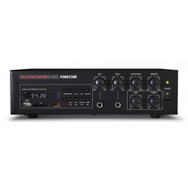 Amplificador Altavoces Audio Profesional Ma 30rgu Fonestar