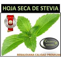 Hoja Seca Stevia Rebaudiana 1kg Triturada Envio Gratis
