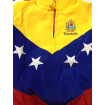 Oferta En Chaqueta Tricolor De Venezuela Talla Plus