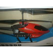 Helicóptero Radio Control Grande Qy66-d03 - 60 Cm