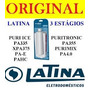 Filtro Refil Vela Elemento ( Pa355 ) Purificador Àgua Latina